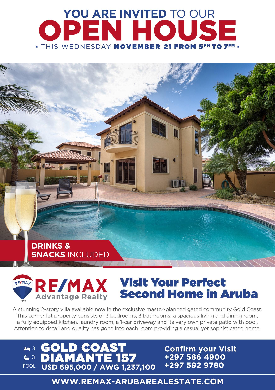 Aruba VIP Newsletter November