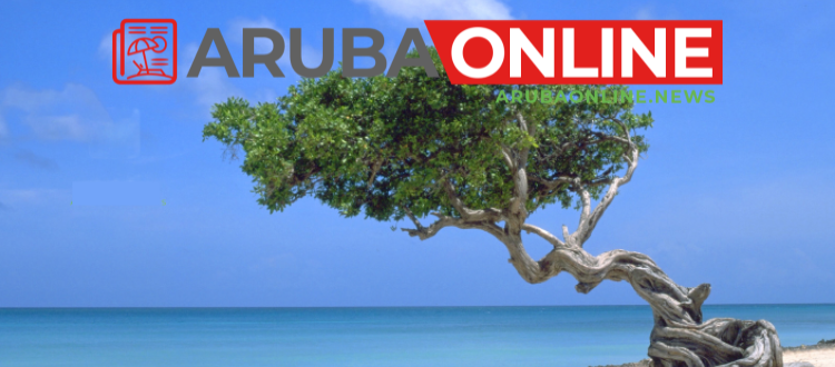 What a crazy week! Heavy downpour in Aruba.